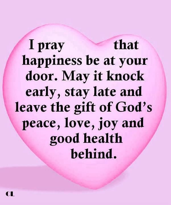 My prayer for you! | Qutoes | Pinterest