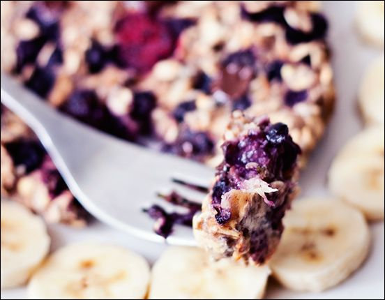 Single Serving Blueberry Oat Cake – Vegan, Gluten-Free, Sugar-Free ...