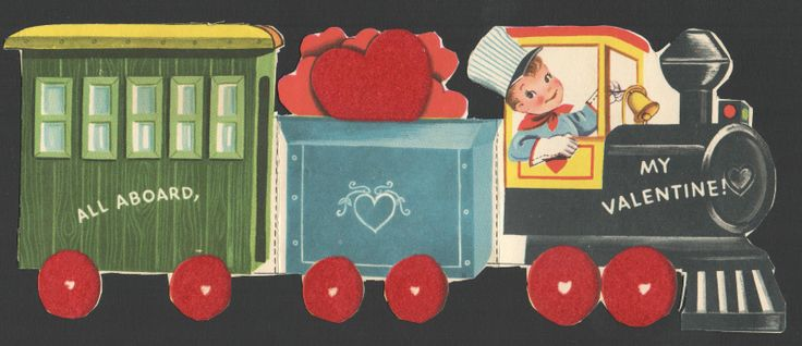 vintage valentines day cards pinterest