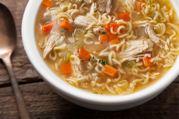 Easy Chicken Noodle Soup | Soups~Stews~Chowders | Pinterest