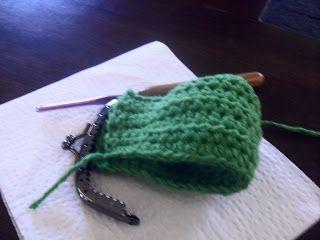Crochet Coin Purse on Pinterest