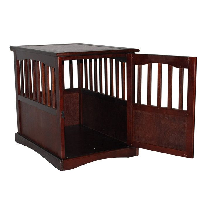 Pet Crate End Table Lola Pinterest