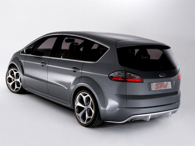 Ford S-Max 1 | Products | Pinterest
