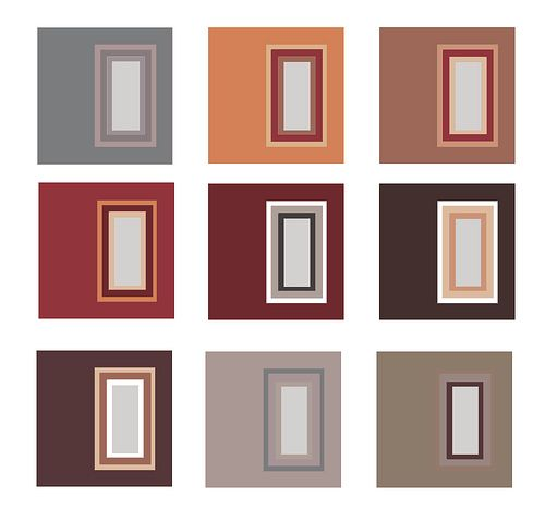 Arts and crafts color schemes arts crafts craftsman for Arts and crafts exterior paint colors