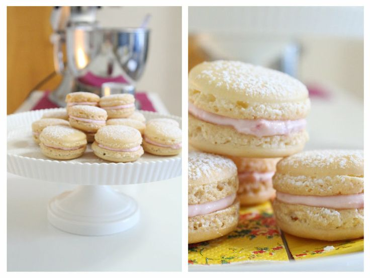 Membrillo & Mascarpone Macarons Recipe — Dishmaps