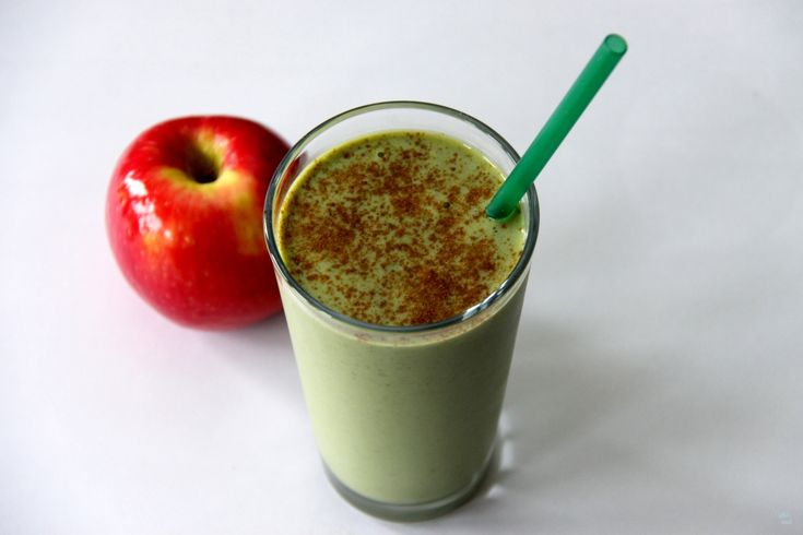 Summer Apple Protein Shake | | New and Improved | Pinterest
