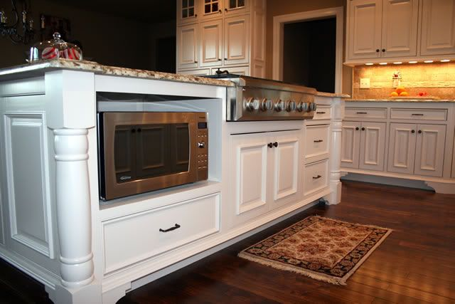 Love the cooktop Kitchen Ideas Pinterest