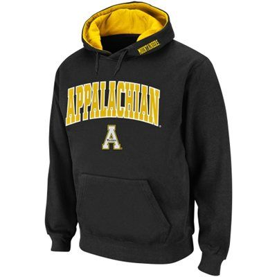 Appalachian State Mountaineers Colosseum Youth Big Logo Pullover