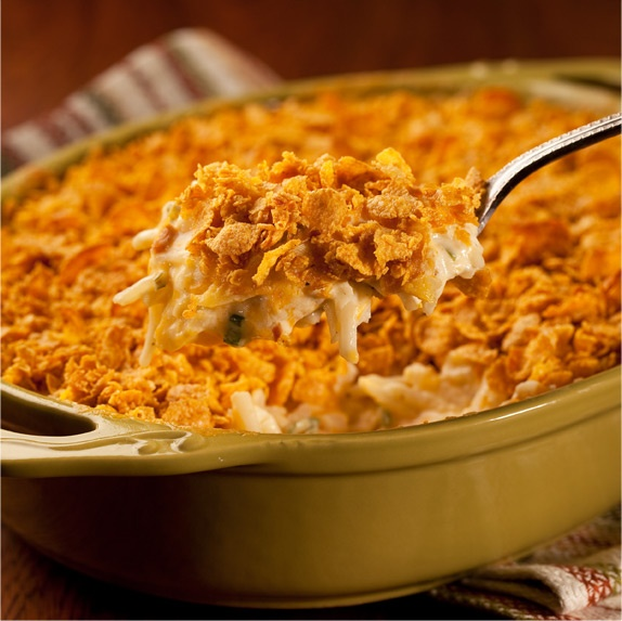 Cheesy Potato Casserole | Casseroles | Pinterest