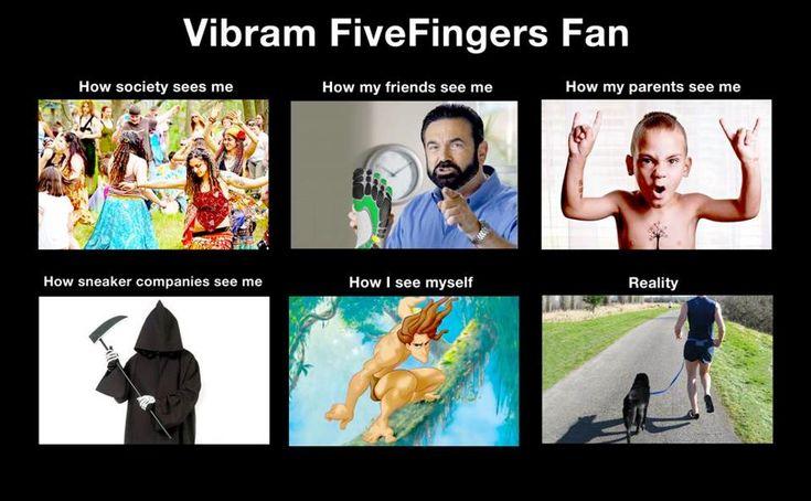 five finger fan