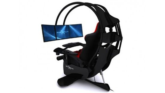 cohesion xp 11.2 gaming chair instructions