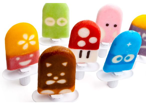 Way cool! Cute popsicles. | Cool! | Pinterest
