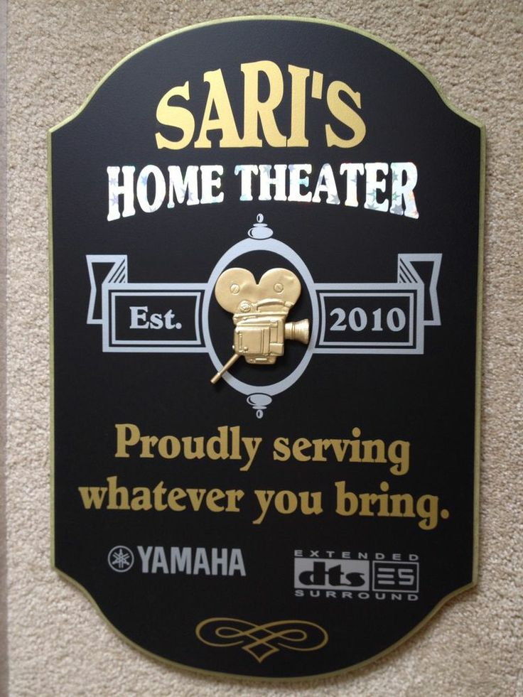 Personalized Custom Us Made 3d Wood Signshome Theater. Larynx Cancer Symptom Signs. Creative Advertising Signs Of Stroke. Parietal Lobe Signs. Restroom Signs. Severely Signs. Steroid Abuse Signs. Back Neck Signs. Swollen Feet Signs