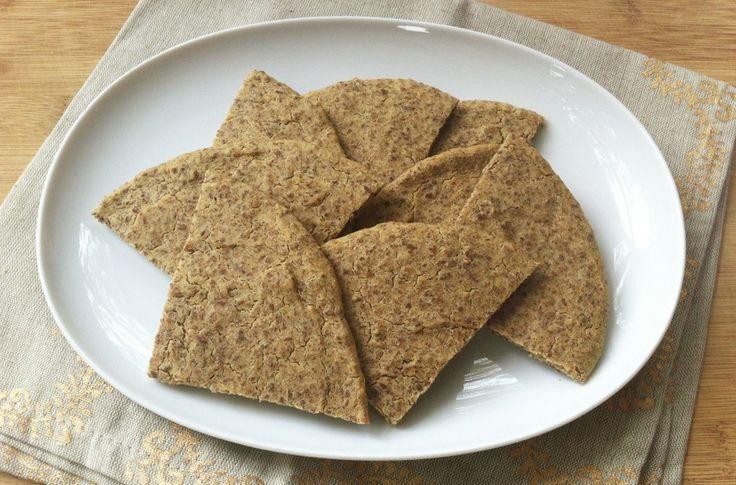 Quinoa Flatbread *