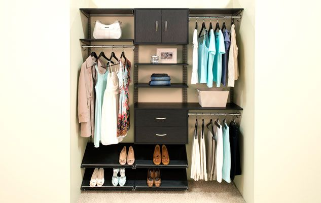 Reach In Closet Systems Google Search