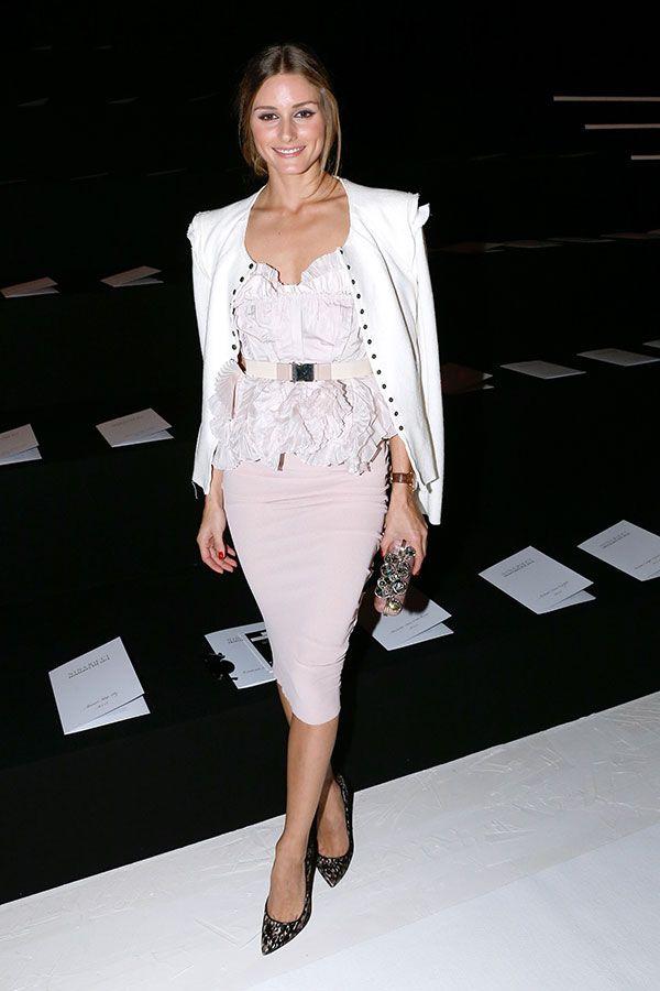 Olivia Palermo in Nina Ricci, 2013