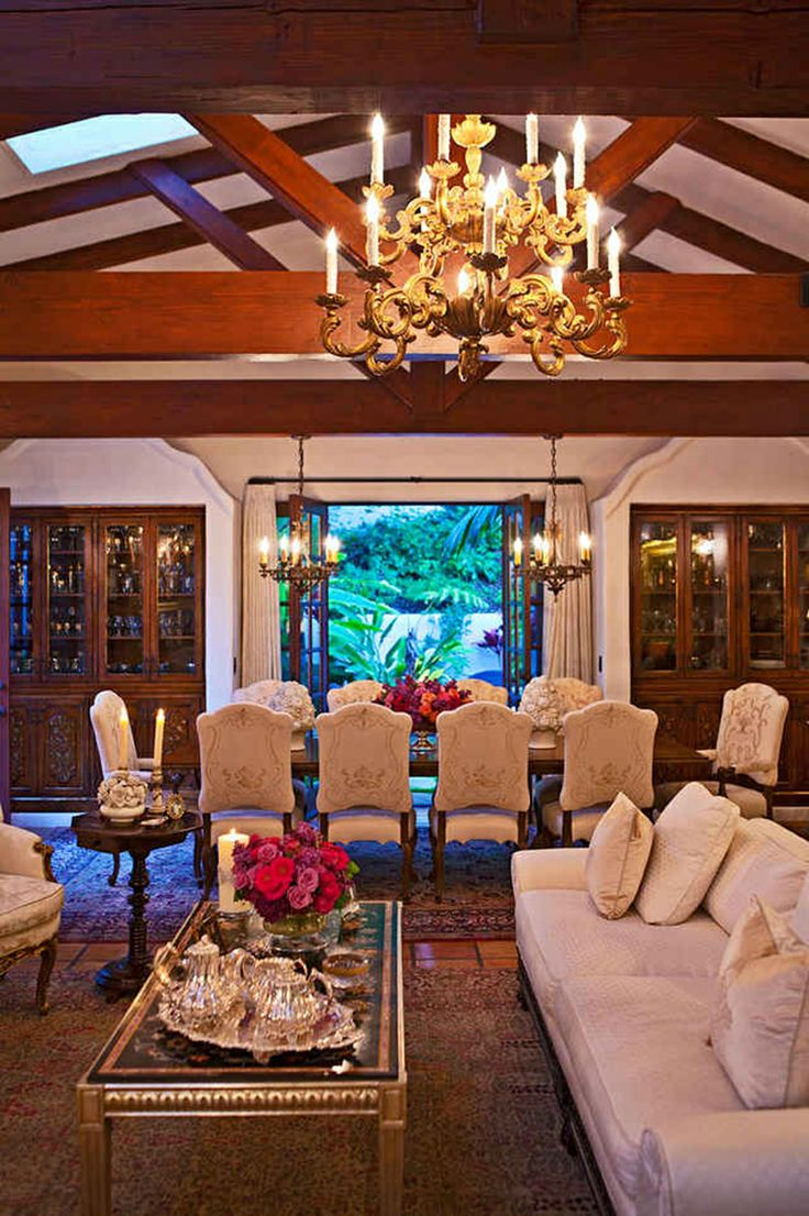 hacienda style decorating ideas dream home pinterest