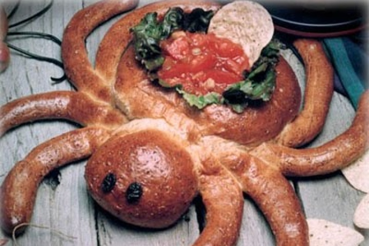 Bread Spider | Insect party | Pinterest