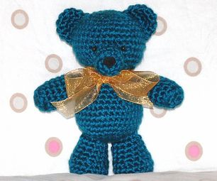 Aware Bears/Teddy Bears/Crocheted Bears/Causes/Awareness