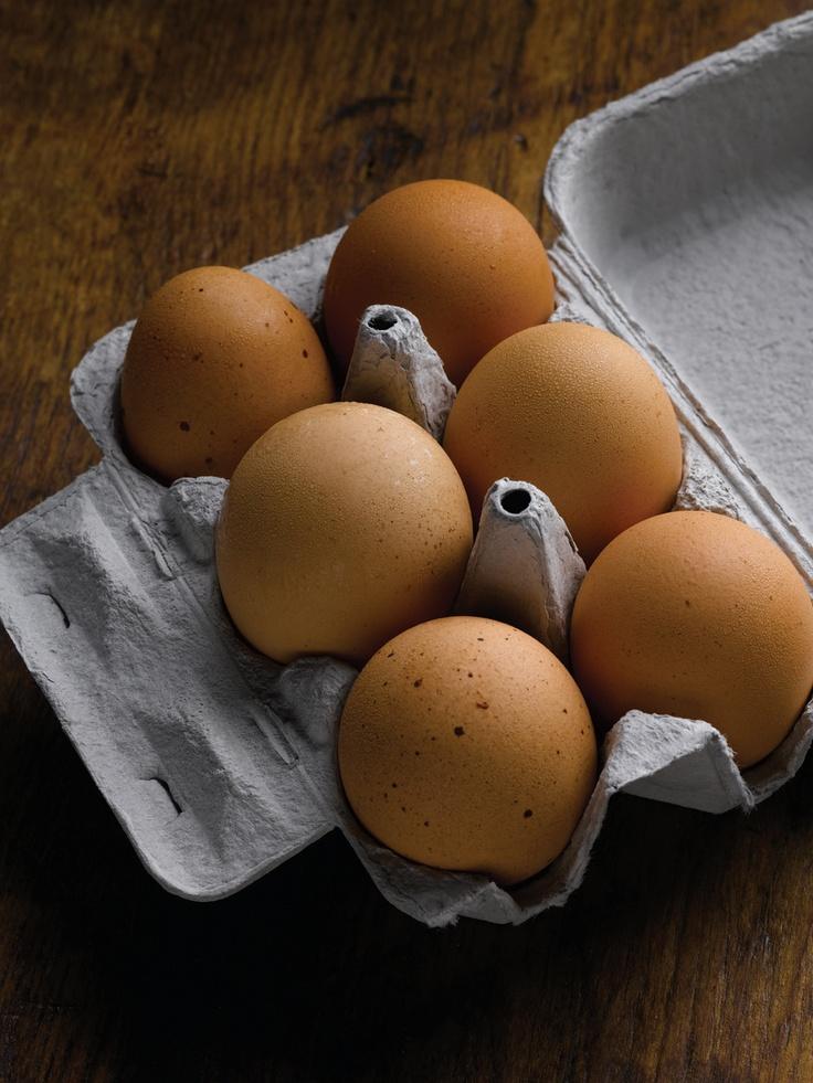 Farm-fresh Kentucky Proud eggs