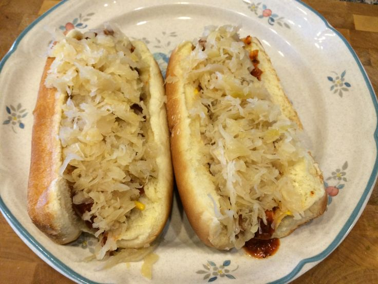Hot Dogs - Washington, DC Street Vendor Style. Special cooked onion ...