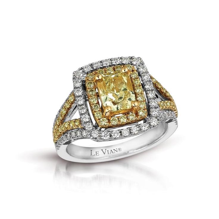 pin by houston jewelry on yellow diamonds canary