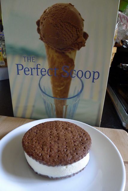 Chocolate Ice Cream Sandwich Cookies | Ice cream-sorbet-parfaits | Pi ...