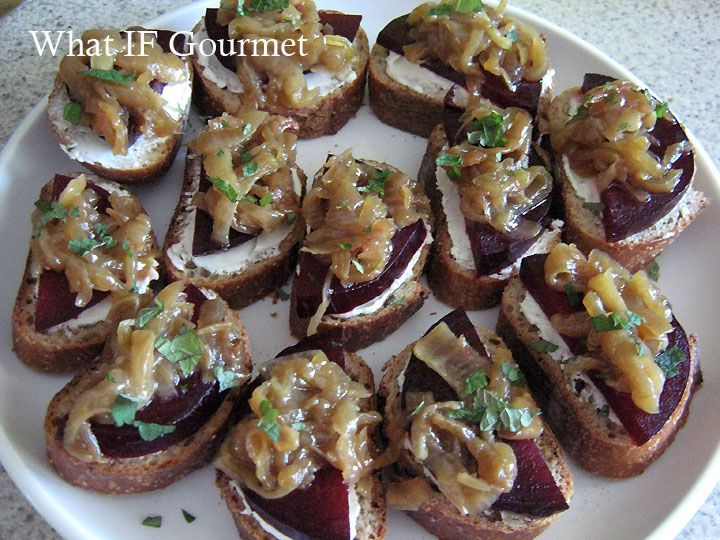 Roasted Beets With Caramelized Onions And Feta Recipes — Dishmaps