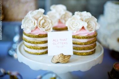 Gold Stack Roses - Connie Cupcake http://conniecupcake.com/2012/05/24 ...