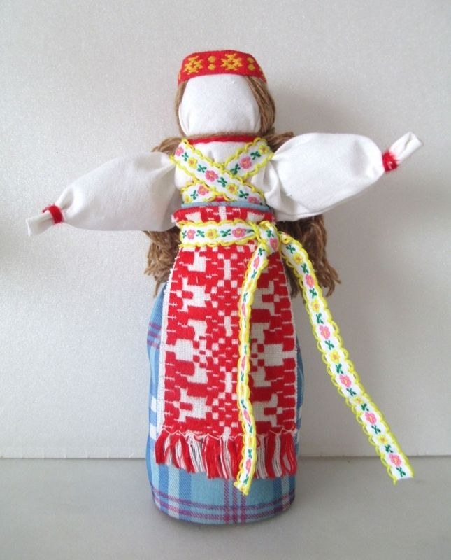 Тряпичная кукла желанница своими руками мастер класс фото поэтапно 100
