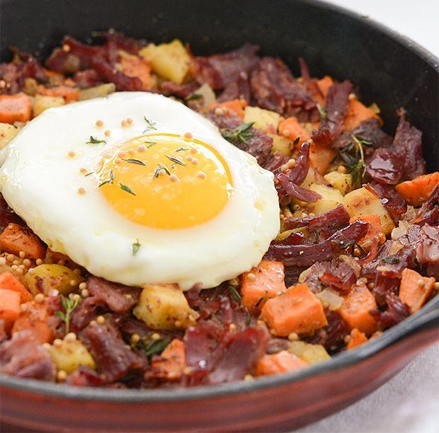 Corned Beef Hash | Food & Beverage | Pinterest