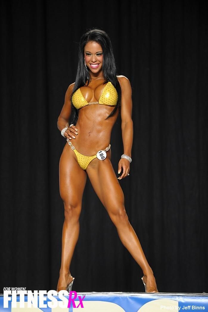 India Paulino (IFBB Champ!)   Fitness   Pinterest