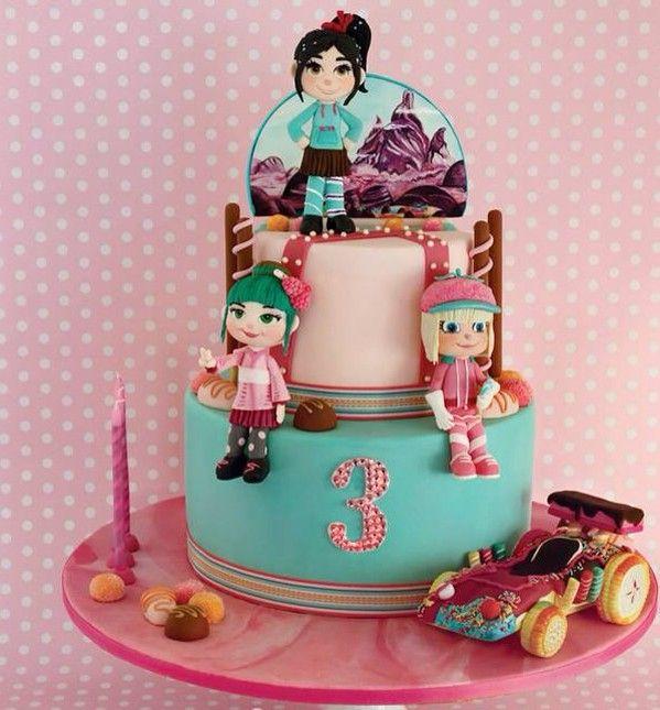 sugar+rush+cake | This Sugar Rush Cake made by Kidacity makes me want a birthday party ...