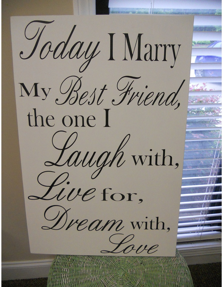 wedding day quotes for bride groom - photo #3