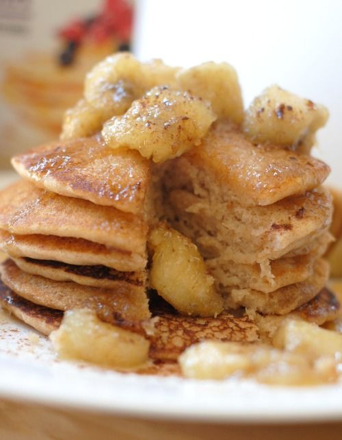 Bananas Foster Pancakes I Mommy Hates Cooking #MadhavaSweeteners # ...