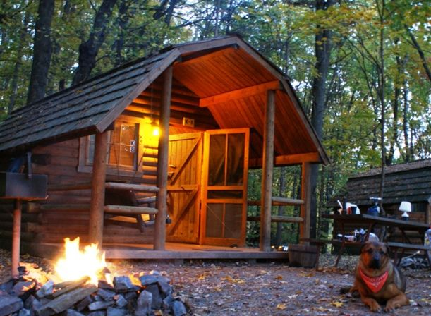 Koa Campground Bar Harbor Maine Cottages Amp Cabins