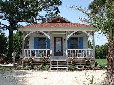 Richmond Hill Vacation Rental - VRBO 403266 - 1 BR Coastal Cottage in ...