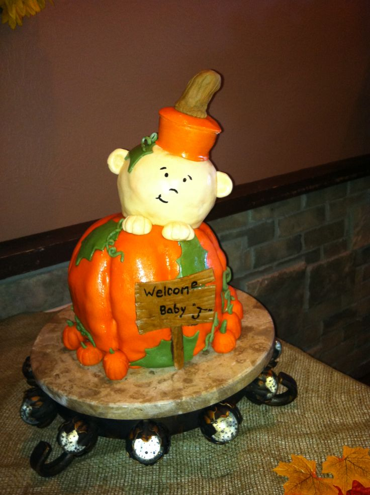 fall baby shower cake fall theme party decor pinterest