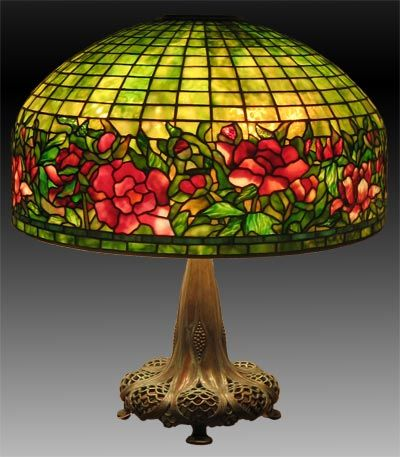 beautiful antique stained glass lamp stuff i like pinterest. Black Bedroom Furniture Sets. Home Design Ideas