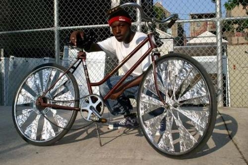 Bike With Car Rims Cars With Big Rims