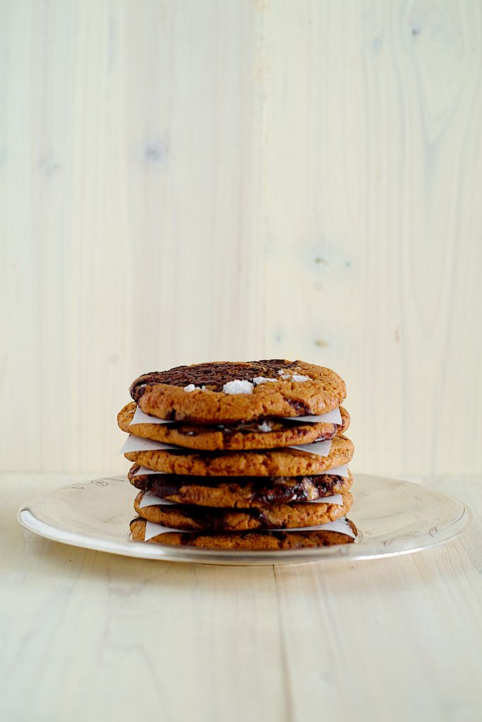David Leite's Consummate Chocolate Chip Cookie