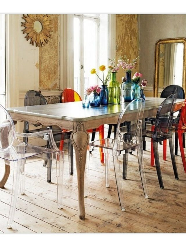 Bohemian Dining Room Style For The Camper Pinterest