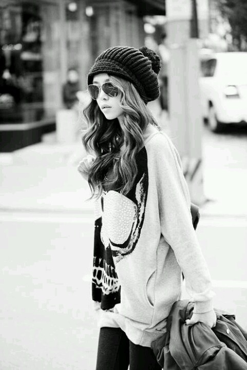 sometimes I wish I lived in Somewhere else so I could dress like this and no one would look at me strange