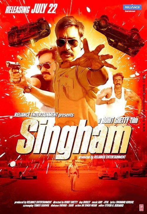 Chàng Cảnh Sát Singham - Full HD