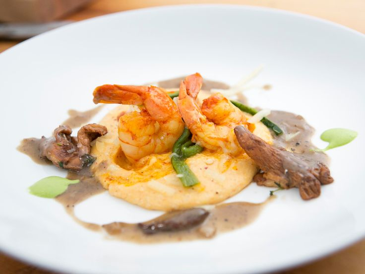 Nuevo Latino Shrimp and Grits Recipe : Food Network - FoodNetwork.com