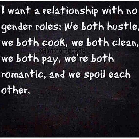 Dating equality