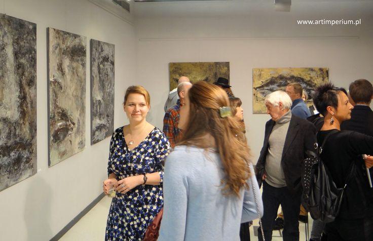 Iwona Ostrowska ekspozycja
