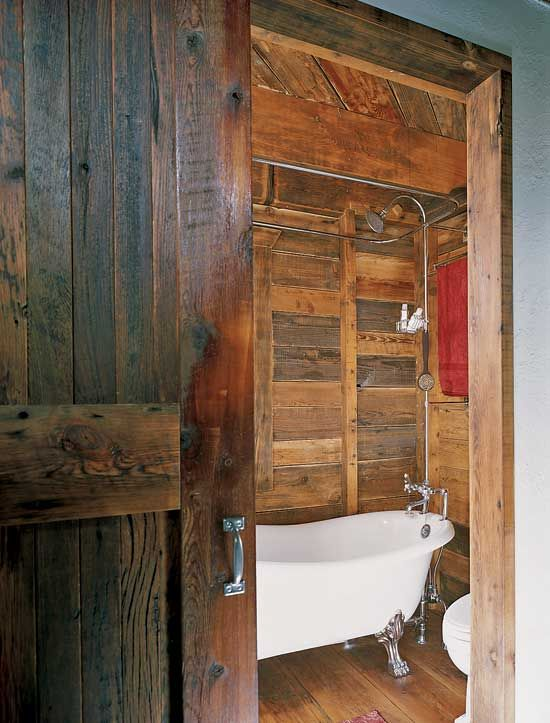 Small Wonder: A Colorado Timber Cabin - Timber Home Living