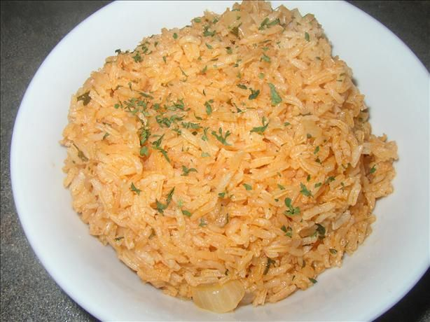 Spanish Rice. Photo by pines506