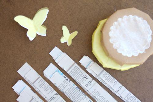 seed tape DIY | DIY | Pinterest
